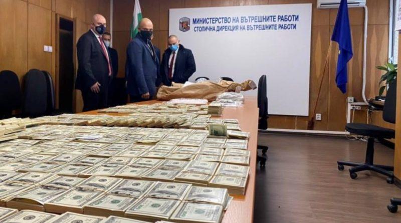 В университетской типографии в Болгарии печатали фальшивые деньги