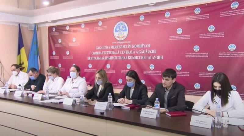 ЦИК Гагаузии утвердил порядок выдвижения и регистрации кандидатов в депутаты НСГ