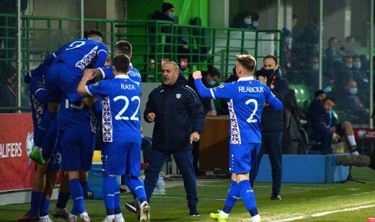 Сборная Молдовы дебютировала с ничьей в отборочном матче Чемпионата мира 2022 года