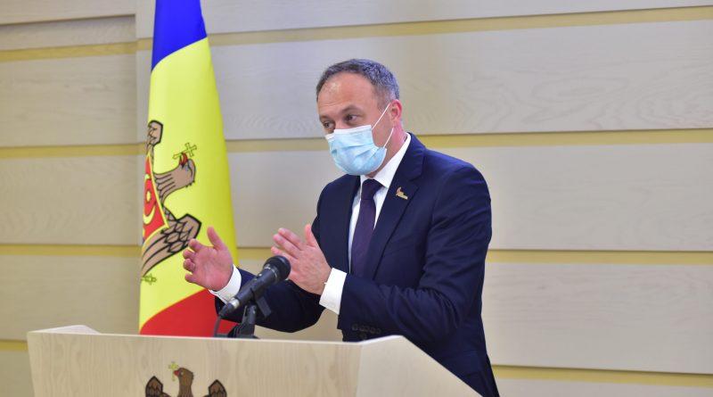 Pro Moldova предлагает расширить полномочия временного правительства для получения €60 млн от Румынии