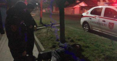 Карабинеры спасли жизнь мужчине, найденному на одной из улиц Комрата