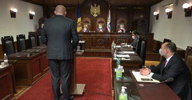 В эти минуты проходит заседание КС по запросу социалистов об отмене указа Санду о выдвижении Гросу в премьеры