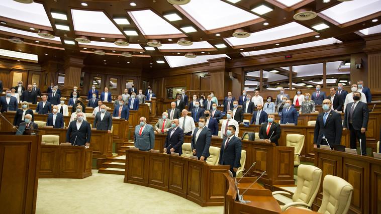 Один из авторов Конституции: заявление ПСРМ о несогласии с роспуском парламента – это попытка узурпации власти