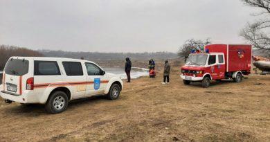 Спустя неделю поисков тело упавшей в Днестр 12-летней девочки так и не нашли