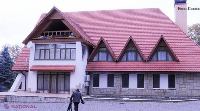 Cодержание президентской резиденции в Кондрице в прошлом году обошлось в 2,4 млн леев