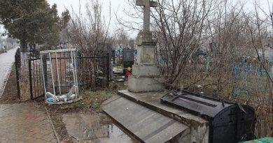 В Комрате изучат захоронения на старом кладбище и издадут книгу
