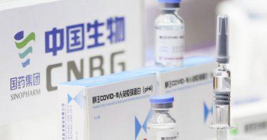 В Молдову прибыла партия из 2 тысяч доз китайской вакцины Sinopharm
