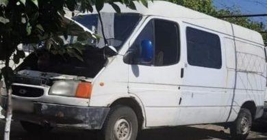 В селе Конгаз украли автомобиль. Вора обнаружили по горячим следам