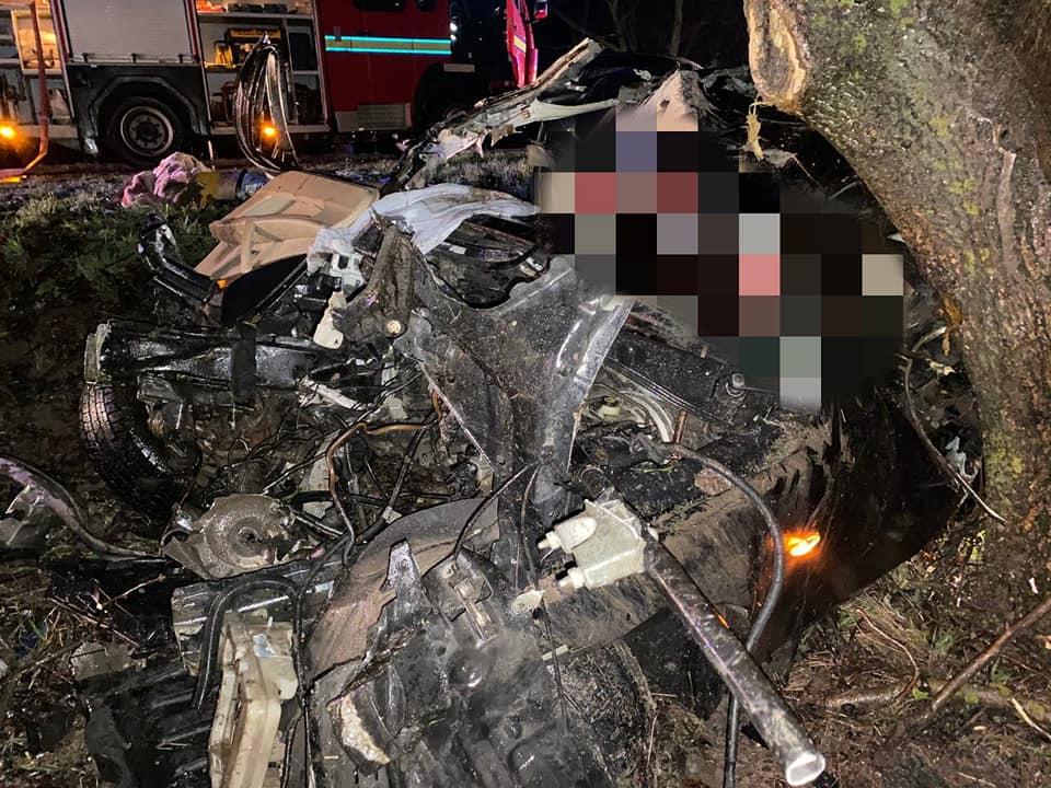 В районе Ниспорень в ДТП погибли два подростка. Одному из них в день смерти исполнилось 16 лет