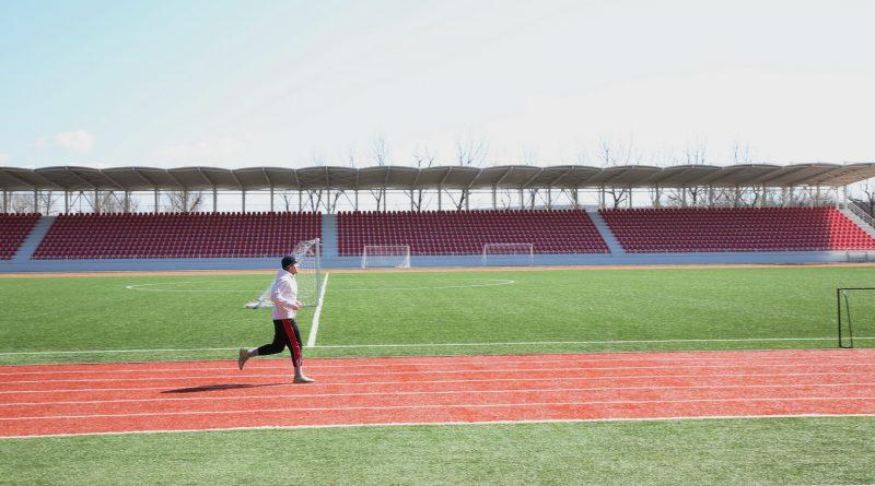 Стадион в Комрате планируют открыть в мае этого года
