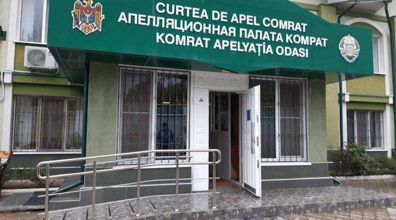Апелляционная палата Комрат аннулировала еще один гагаузский закон