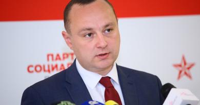 Вице-спикер парламента Влад Батрынча стал одним и заместителей председателя Парламентской Ассамблеи Совета Европы