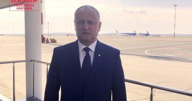 (Видео) Додон срочно улетел в Москву. Он заявил, что «проведет встречи в интересах Республики Молдова»