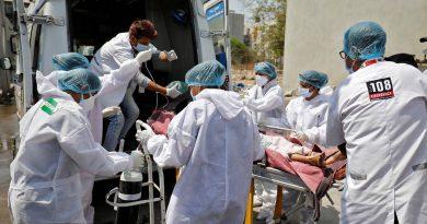 Индия снова установила мировой антирекорд по числу заражений коронавирусом за сутки