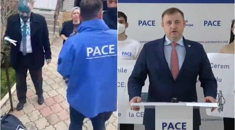 В «деле о зеленке» подозревается лидер партии РАСЕ Георгий Кавкалюк. Свою вину он не признал