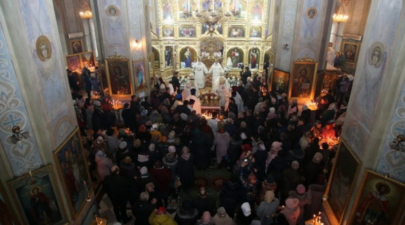 Комиссия по ЧС: с 25 апреля богослужения будут проходить на открытом воздухе