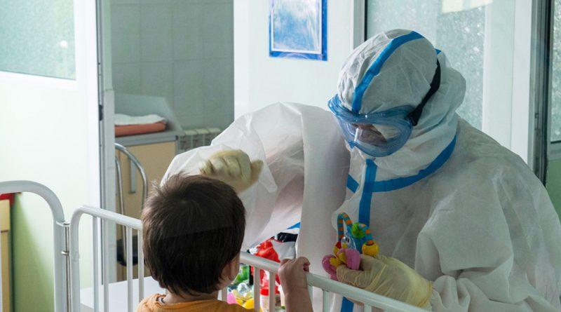 В Молдове увеличилось количество детей, инфицированных Covid-19