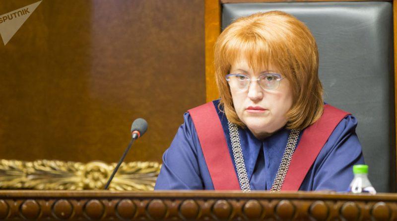 Председатель КС отреагировала на заявление ПСРМ о требовании отставки трех судей этой инстанции
