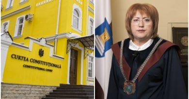 Во вторник КС рассмотрит вопрос о конституционности решения об отстранении Домники Маноле от должности члена Суда