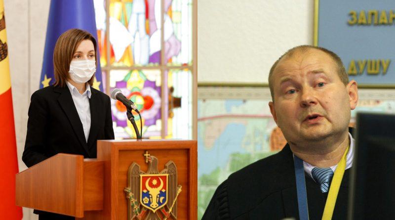 В Кишиневе похитили украинского судью. Майя Санду потребовала от МВД и СИБ прояснить ситуацию