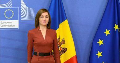 Майя Санду совершает официальный визит в Совет Европы. Какие вопросы на повестке дня?