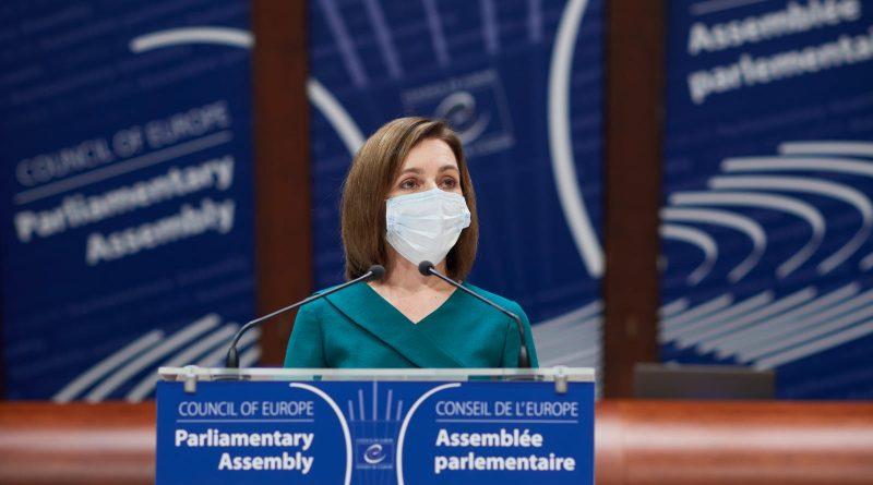«Нет никаких угроз гагаузской автономии». Депутаты ПАСЕ расспросили Майю Санду о соблюдении прав жителей Гагаузии