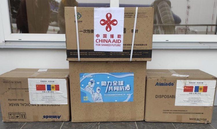 250 тысяч доз вакцины из Китая поступили в Кишинёв. 150 тысяч предоставлены бесплатно