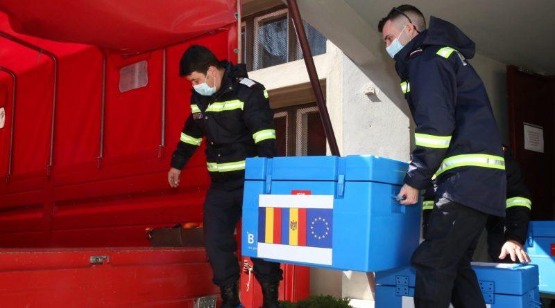 Румыния предоставит Молдове еще 132 тысячи доз вакцины против COVID 19