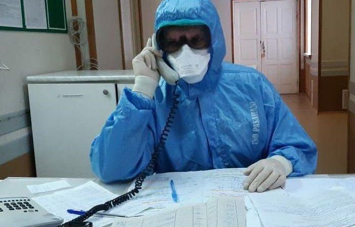 Узнать о состоянии родственника, госпитализированного в ковид - отделения Гагаузии, можно по телефону