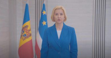 """(Видео) """"Только Господь вправе судить наши поступки"""". Ирина Влах обратилась к жителям автономии"""