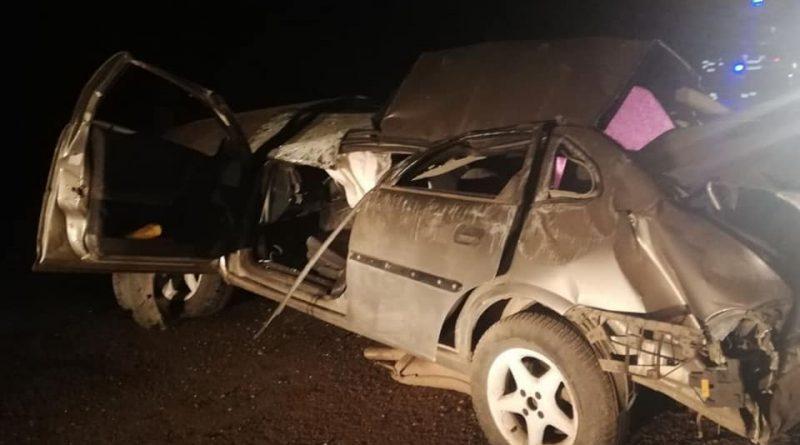 В Сорокском районе 22-летний парень погиб в ДТП