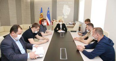 Спортсмены из Копчака намерены открыть борцовский клуб