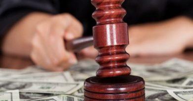 Судья Денис Гузун может остаться без должности и имущества на 3 млн леев