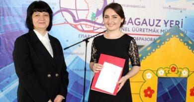 (Фото) Стали известны имена призеров и победителей единого диктанта по гагаузскому языку