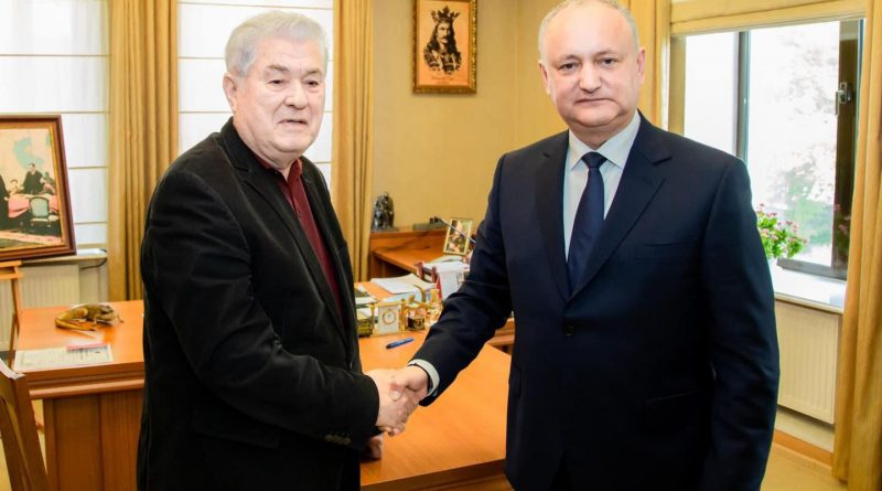 ПКРМ и ПСРМ будут единым блоком участвовать в выборах в Народное Собрание Гагаузии