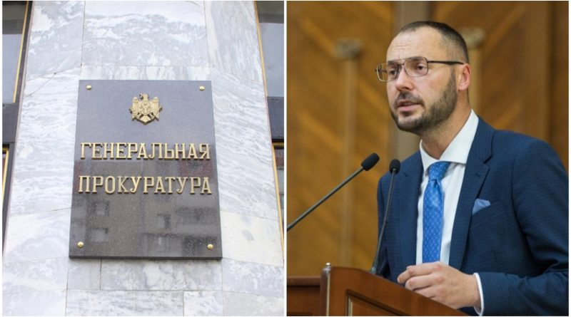 Серджиу Литвиненко оспаривает отказ Генпрокуратуры расследовать предполагаемую узурпацию государственной власти