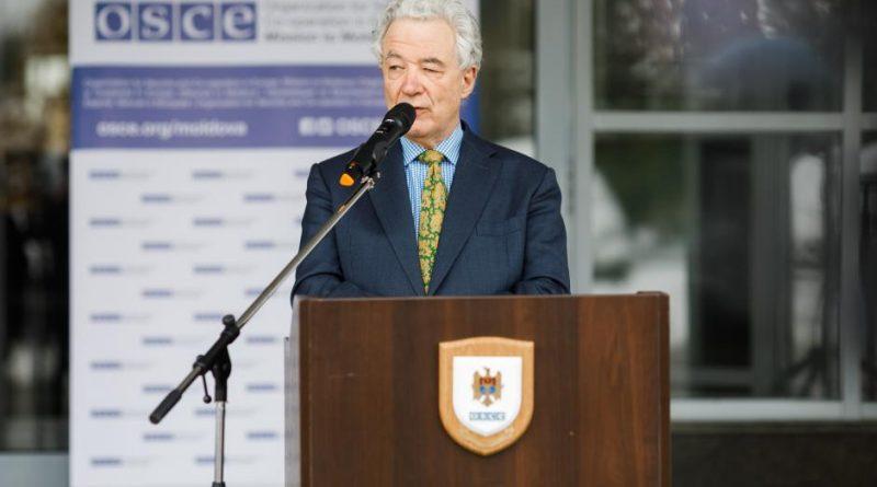 Томас Майер-Хартинг: ОБСЕ внимательно отслеживает процесс подготовки к выборам в Молдове
