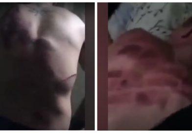 (Видео) В соцсетях опубликованы шокирующие кадры избиения заключенных в Бранештской тюрьме