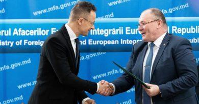 Молдова и Венгрия приняли решение о взаимном признании сертификатов о вакцинации