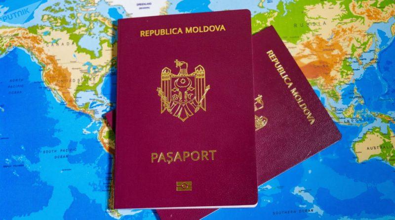 Информация об условиях въезда граждан Молдовы в некоторые страны