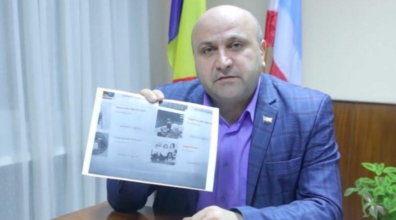 """Советницы от ПСРМ в Вулканештах обвиняют мэра города в избиении. Виктор Петриоглу: """"Я женщин не бью"""""""