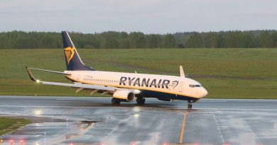 Орган гражданской авиации Молдовы высказался по инциденту с самолетом Ryanair в Белоруссии