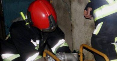 Последствия ливней: спасатели откачивают воду в селах на севере Молдовы