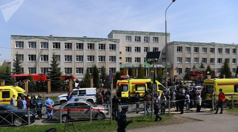 Стрельба в школе города Казань: погибли 7 школьников и учительница. В Татарстане объявлен траур