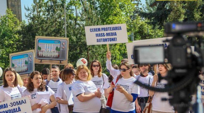 Меморандум: Свобода СМИ переживает тревожный спад, а независимые редакции новостей остаются финансово уязвимыми