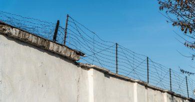 Из криковской тюрьмы ночью сбежал заключенный. Ему оставалось сидеть еще 10 лет