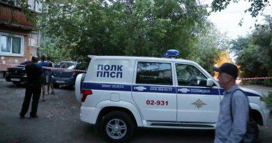 (Видео) В России бывший полицейский устроил стрельбу по прохожим