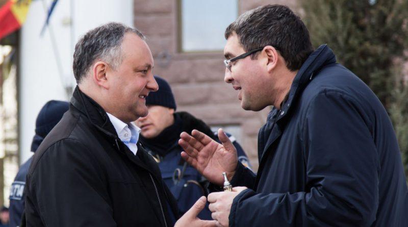 Возможна ли коалиция Додона - Воронина - Усатого в будущем парламенте? Что говорит лидер ПСРМ