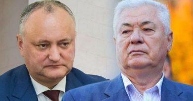 Правые партии о потенциальном избирательном блоке Воронин-Додон: «Отчаяние царит не только в Кишиневе, но и в Москве»