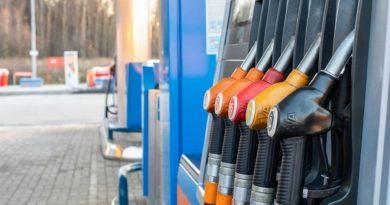 В Молдове одна из сетей автозаправочных станций снова повысила цены на топливо
